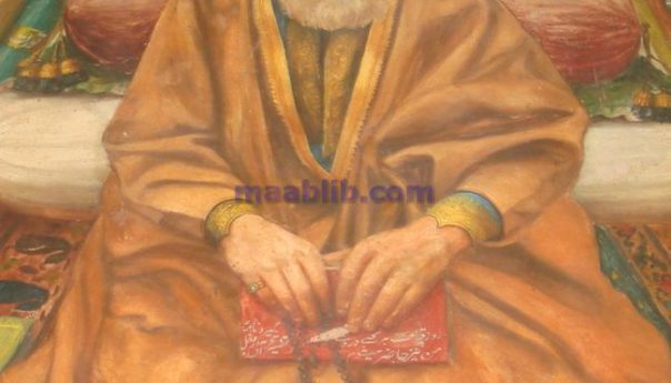 علامہ السید ابو القاسم حائری رضوی لاہوری