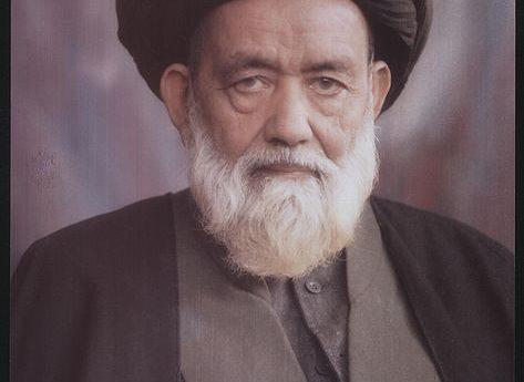 علامہ السید علی نقی نقوی معروف نقن صاحب