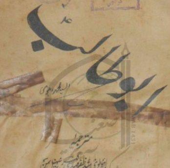 (مولف السید محمد علی شرف الدین موسوی) ابو طالبؑ