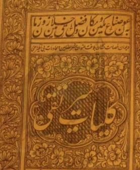 کلیات میر تقی