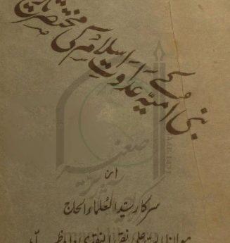 بنی امیہ کے عداوت اسلام