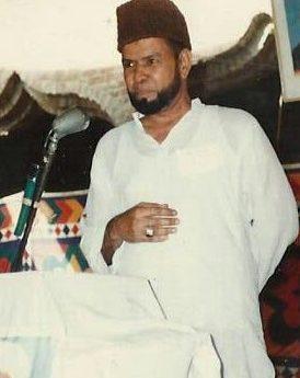 علامہ  سید محمد حسین زیدی برستی