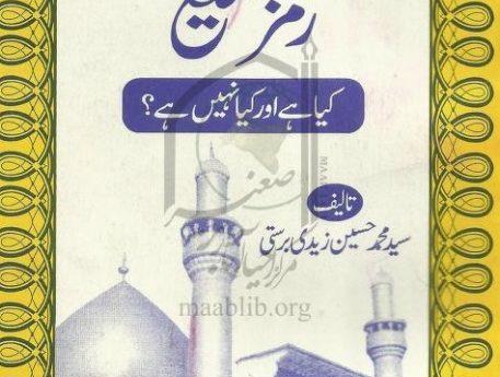 شعار شیعہ اور رمز تشیع