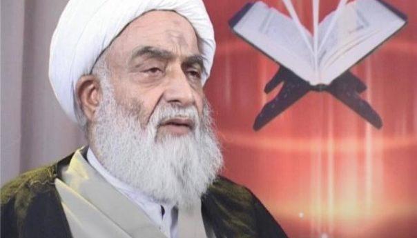 شیخ محمد علی فاضل