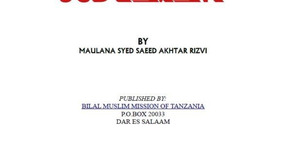 Day of Judgement (Shia Islam belief)